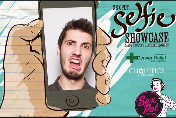 SexPot Comedy's Selfie Showcase