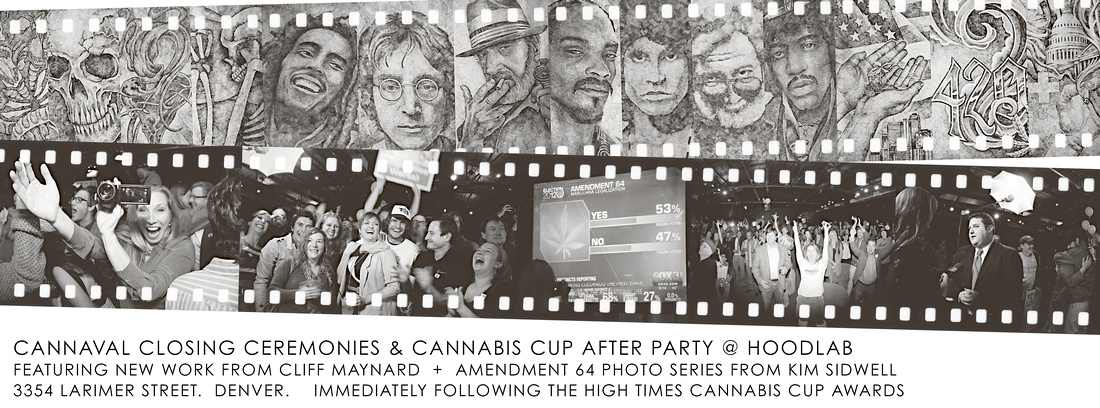 High Times Cup AfterParty Cannaval 2013