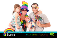 Cannabis Camera Bud Booth with The Clinic at Denver PrideFest 20