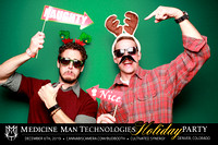 Medicine Man Technologies Holiday Party