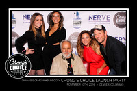 Chong's Choice Launch Party
