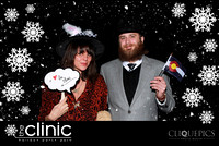 The Clinic's Holiday Party 2014