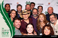 Hemp Industry Association Conference Photo Booth
