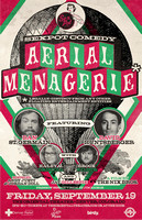 SexPot Comedy Presents Aerial Menagerie