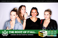 Cannabis Camera Bud Booth at The Root of it All Launch Party
