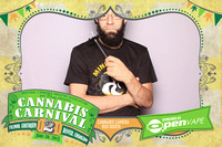 Cannabis Camera Bud Booth